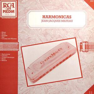 JEAN-JACQUES-MILTEAU-Harmonicas-FR-Press-Rca-Media-RCM-11-1983-LP