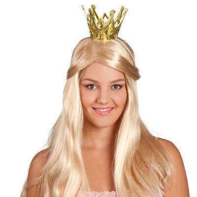 Krone Amy für Kinder, gold