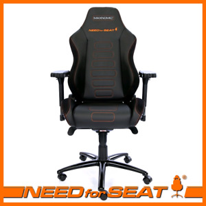 *BRAND NEW SEALED* MAXNOMIC NEEDforSEAT PRO GAMING/OFFICE Chair
