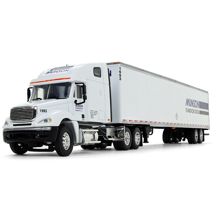 DCP 34283 FREIGHTLINER COLUMBIA HIGH-ROOF SLEEPER,53' UTILITY TRAILER