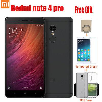 "Xiaomi Redmi Note 4 Pro MTK Helio X20 Deca Core 5.5"" FHD 4100mAh MIUI 8 3GB 32GB"