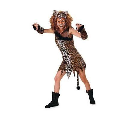 Damen-Kostüm Miezekatze mit Armstulpen Katzenkostüm Sexy    (Kostüm Mit Stulpen)