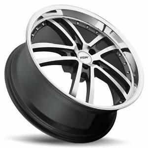Sell/Trade TSW Cadwell Wheels 18x8 + Michelin Tires + Lexus TPMS