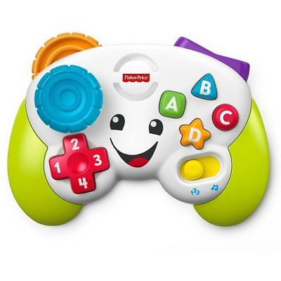 Fisher Price Laugh and Learn ABC Toddler Musical Controller Mini Game Play Toy