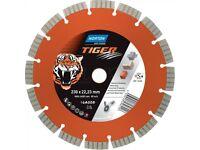 Norton Clipper 300mm Tiger Diamond Blade