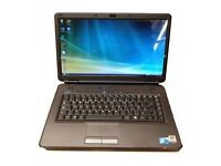 Cheap WINDOWS 7 Laptop FAST Dual Core dvd Warranty Wireless with charger
