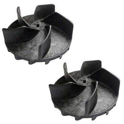 GreenWorks 2 Pack of Genuine OEM Replacement Impellers # 341