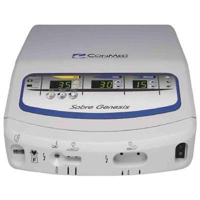 Conmed 60-8200-120 Sabre Genesis Electrosurgical Generator 100-120v