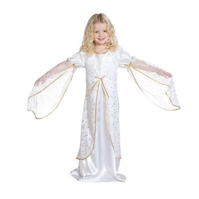 Kinder-Kostüm Kleiner Engel Engelskostüm Christkind    (Kleiner Engel Kind Kostüm)