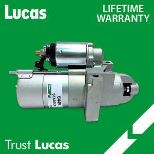 LUCAS Starter 6449 for C5500 C7500 Kodiak C5500 C6500 C7500 Topkick PG260M