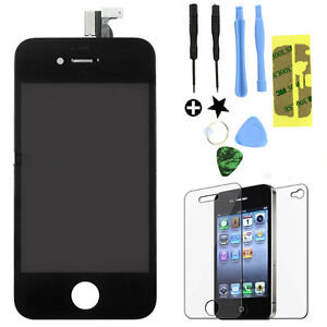 Replacement LCD Touch Screen Digitizer Glass Assembly OEM for iPhone 4 AT&T GSM