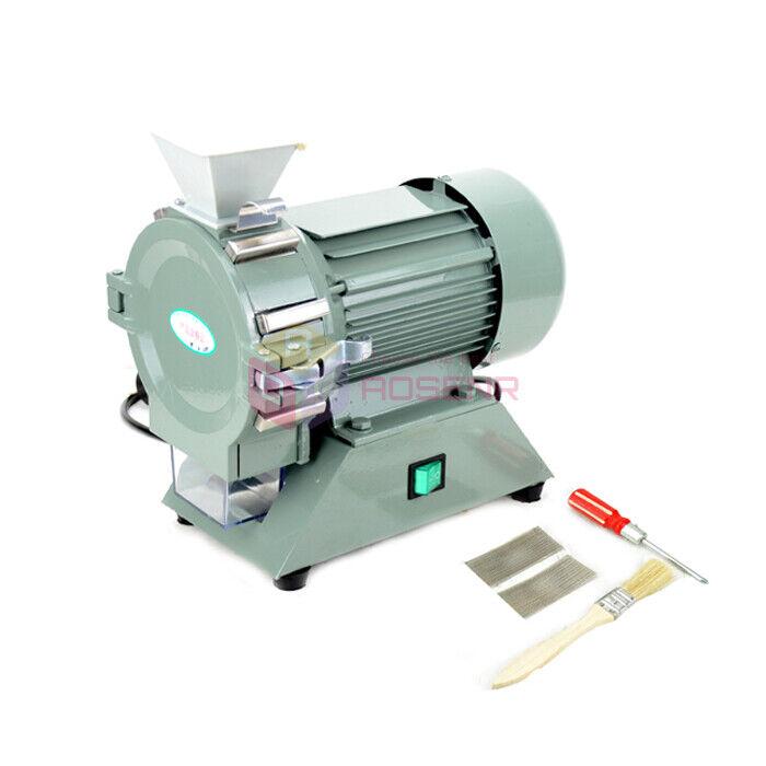FT102 Micro-Soil Disintegrator Crusher Pulverizer 220V 250W 1400r/min