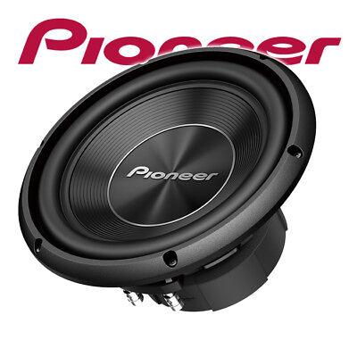 Pioneer TS-A250D4   25cm Subwoofer 250mm Bass Teller Sub 1300Watt 2x4 Ohm Boom 2 Ohm Subwoofer