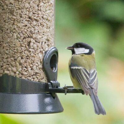 Sunflower Hearts Bird Food Seed Bamfords Top Flight 2.5KG Garden Wild Birds