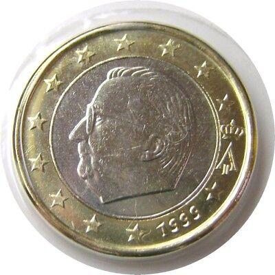 elf Belgium 1 Euro 1999