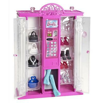 Le distributeur de mode de BARBIE