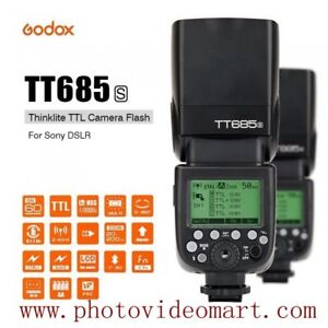 Godox Flashes   685S for Sony/ 685N for Nikon  / 685 C for Canon