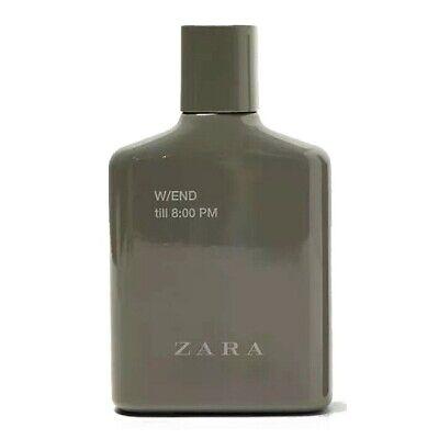 ZARA W/END TILL 8:00 PM for MEN * 3.4 oz (100 ml) EDT Spray NEW & UNBOXED