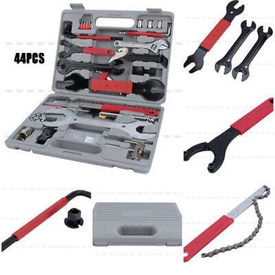 44er Fahrrad Werkzeugkoffer Werkzeugtasche Werkzeug Bike Reparatur Box Satz NEU