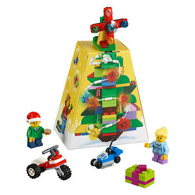 LEGO Christmas Tree Set 5004934 Holliday Seasonal Minifigures In A Box 6194782