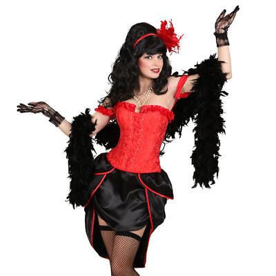 NEU Korsage Burlesque Variete Piratenlady Korsett   - Varieté Burlesque Kostüm