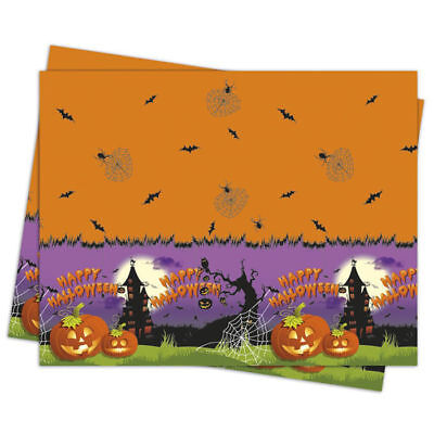 Tischdecke Spooky Halloween, 120x180 cm Tischtuch    ()