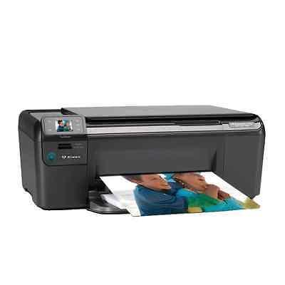 HP Photosmart C4780 Q8380B Drucker Scanner Kopierer Tinte Wlan ePrint USB Farbe ()