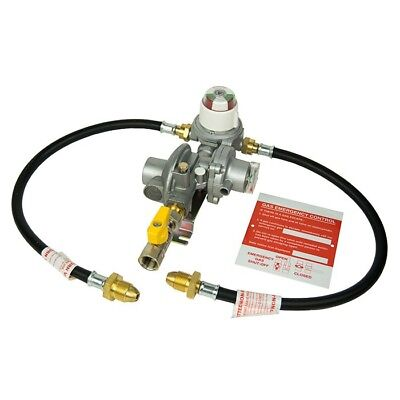 Reca Automatic Changeover LPG Gas Regulator with OPSO - POL