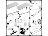 Leovic Design high quality chromed brass bathroom accessories (PRO2364)