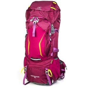 70L Mountaineering hiking backpack**