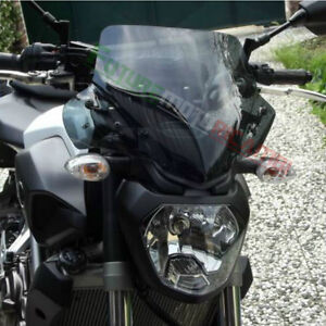givi cupolino fume 39 yamaha mt 07 2014 smoke windshield. Black Bedroom Furniture Sets. Home Design Ideas
