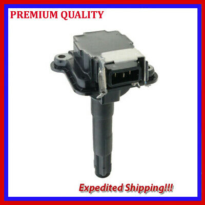 1PC IGNITION COIL EAU414 for AUDI ALLROAD 2.7L V6 Turbocharged 2001 2002