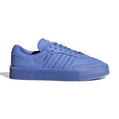 db51882f4 Women s Adidas Originals Sambarose Fashion Sneakers Sz 9 US  B37068  New in  Box