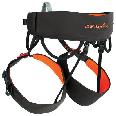 Edelweiss Dart Rock Climbing Harness Size Medium/Large