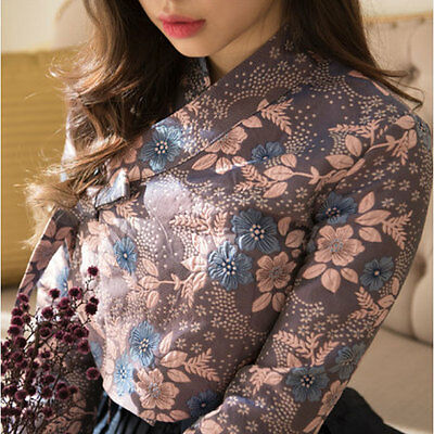 [Korea Costume Life Hanbok] Top Forest of Dreams Purple Jacquard Free Shipping