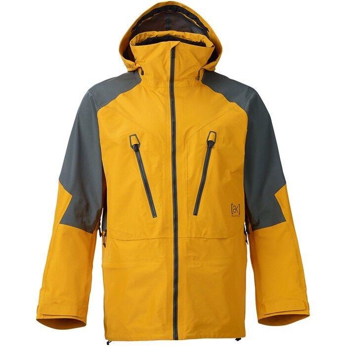 7f86615e9b4 Burton Freebird 3Layer GoreTex Pro Ski Snowboard Touring Jacket (Medium)  Hazmat Bog colour