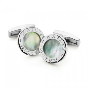 Kailis Mother of Pearl cufflinks Canning Vale Canning Area Preview