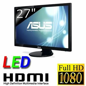 Asus VE278H 27'' 16:9 (Wide Screen) TN 2ms 1080P