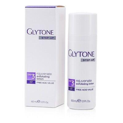 Glytone Step-Up Step 3 Rejuvenate Exfoliating Lotion 2oz / 60ml New