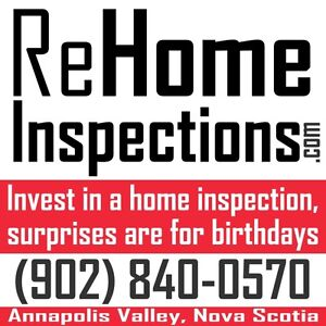 Certified Home Inspector - ReHome Inspections