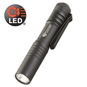 Streamlight MicroStream C4 LED AAA Pocket Flashlight - 66318