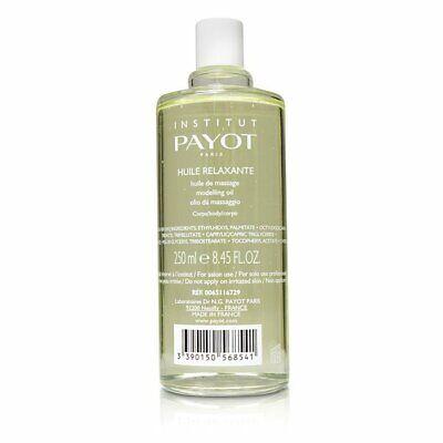 Payot Massage Oil (Jasmine & White Tea) 250ml Salon #tw