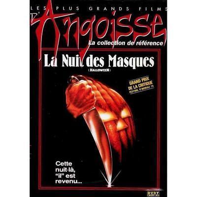 Halloween La nuit des masques DVD Neuf de John Carpenter