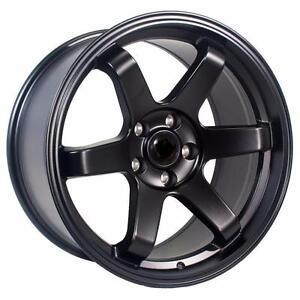 MST wheels MT01 18x9.5 35 5x114.3 73.1 Matt black or matt bronze