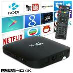 TX2 4K TV Box Mediaspeler Android Kodi - 2GB RAM - 16GB Opsl