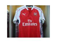 ACTV Arsenal player issue shirt