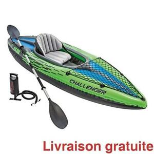 Kayak gonflable /  1-Person Inflatable Kayak Québec Preview