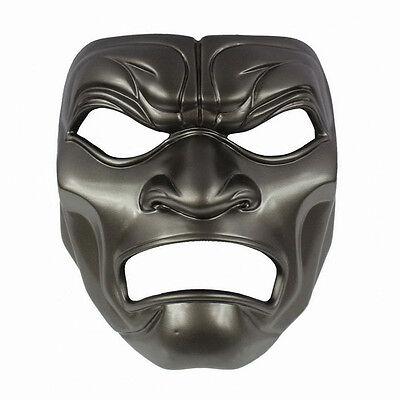 Resin Japan Samurai 300 Movie Spartan Mask Costume halloween party Frank Miller (300 Movie Mask)