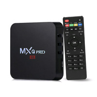 Android box with 1 year Iptv subscription