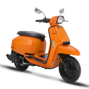 2019 lambretta V 200 Special Scooter, less than 1000kms, like new